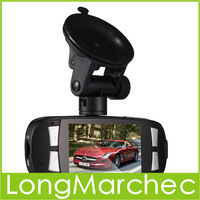 5PCS 3.0M CMOS H.264 FHD1080P 2.7 Inch LCD Screen Car DVR Recorder with 140 Degree 4 x Digital Zoom Lens Support WDR