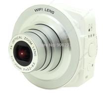 Free Shipping!Super HD 20 Mega Pixels 1080P WIFI Digital Camera DVR 20XZoom Cam For Smartphone