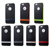 """tpu+pc case For iPhone6 4.7 5.5 inch Neo Hybrid Cool Design Back Cover Case For Cell phone iPhone 6 Plus 6+ 4.7"""" 5.5"""""""