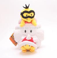 Super Mario Turtle Cloud Movies & TV 27cm Height Game Cartoon SuperMario Plush Toys