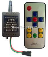 APA102 RF led pixel controller;DC5V input;can control max 2048 apa102 pixels