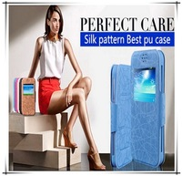 new arrival quality leather 4.5 inch for Atongm H3 case with stand free shipping o3