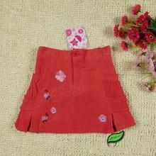 2015 new style 100%cotton Fashion Knee-Length  baby skirt or  Princess skirt(China (Mainland))