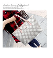 Shoulder bag 2015 women's fashion big handbag  casual plaid women's large capacity handbag