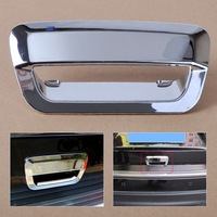 New Chrome Rear Door Handle Bowl Cover Trim for Jeep Grand Cherokee 2011 2012 2013 2014  ECA02137