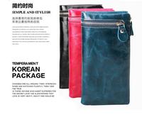 2015 man fashion leather wallet