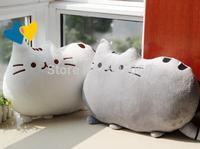 Top Quality /I am Pusheen the Cat- Stuffed Plush Toy Dolls Plusheen Pillow Cushion Cat  Throw Pillow
