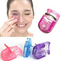 New Hot Sale Mini Portable Curling Eyelash Eye Lashes Curler Manual B0996 PBP