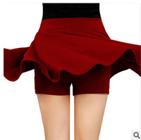 New Come Hot Sale Fashion Stlye Women's Culottes Skirt Solid Thin Skirts Spring&Summer Many Colors Can Be Choosed 1pc/Lot