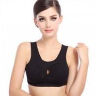 Summer Running Clothing For Women Jogging Yoga Sports Bra Seamless Underwear Fitness Clothes Tennis Vest  Push up Bras