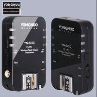 Yongnuo YN-622,YN 622C Wireless ETTL HSS Flash Trigger With 2 Transceivers For Canon 550D 7D 40D 50D