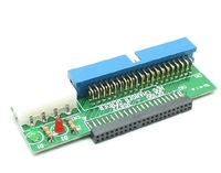"""F09724 Generic 2.5"""" HD to 3.5"""" Laptop IDE Hard Disk Driver HDD Adapter Convert Card with LED + FreeShip"""