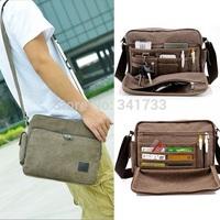 spanish brand Multifunction Canvas men messenger bags crossbody man bag briefcase,bolso hombre,sac homme,donne borse a tracolla