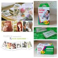 100Pcs  Fujifilm Instax Mini film for Instant Camera mini 8 7s 25 50s 90 White Edge 3 inch film Photo Paper78618