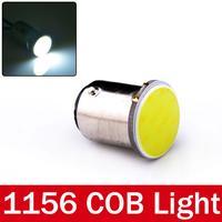 One Piece of New 1156 BA15S 12 SMD COB 12led Auto Car Interior Led Light White Red Bulb 12V