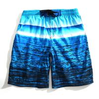 Men's Bermudas beach shorts 3D print quick dry 2015 new shorts surfwear shorts bermudas masculina de marca de surf 3022