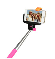 Extendable Self Selfie Stick Handheld with bluetooth for iPhone Samsung Huawei Xiaomi