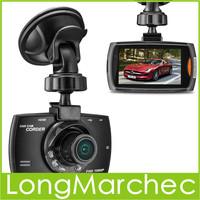 5PCS 5.0M CMOS 2.7 Inch LCD Screen 170 Degree 4 x Digital Zoom Lens H.264 FHD1080P Car DVR Camera Recorder
