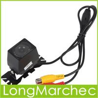 5PCS PAL / NTSC  Mode Adjustable Angle Car Rear View Color CMOS Camera ! .