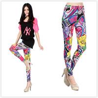 9275 New Spring & Autumn Hot Women Leggings Skinny Pants Elastic Leggins Sport Leggings Girl Casual Jeggings