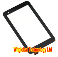 """Original new 7"""" inch TurboPad 703 Tablet touch screen Touch panel Digitizer Glass Sensor Replacement Free Shipping"""