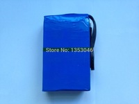 Real capacity 15000 Mah 5A current discharge DC 12V battery pack lithium polymer battery pack with protection board