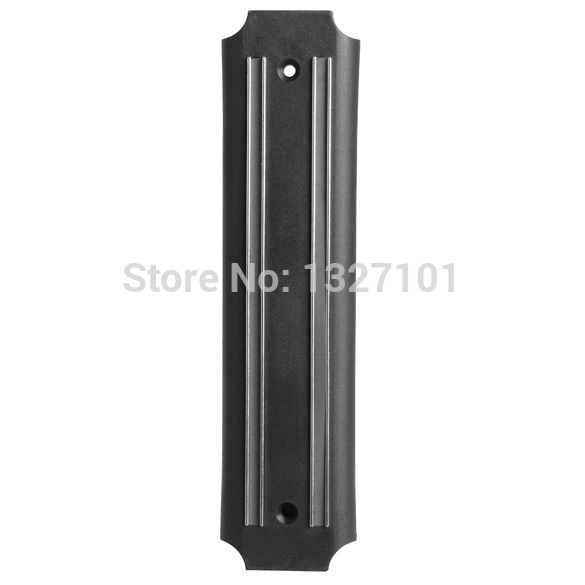 Strong Magnetic Knife Tool Rest Shelf for Kitchen Pub Bar Counter BlackJT1O S#S9(China (Mainland))
