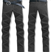 2015 new winter fashion casual pants Slim thick optional four-color jeans manufacturers