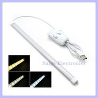 A300 3 Modes Cool White Warm Adjustable 5W USB Strip Light with Dual Switch LED Light Tube Lamp