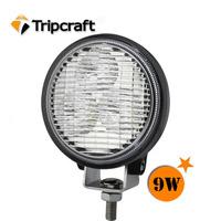 "Free Shipping! 2PCS 3"" Inch 9W LED Work Light Lamp for Driving Truck Trailer Motorcycle SUV ATV Off Road Car 12v 24v Flood Spot"