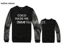 sudaderas hombre Brand coco sweater Printed Sweatshirt Tracksuits fleece Pullovers Sport Suit Tops Outerwear moletom diamond