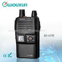 Wouxun  r KG-659  66-88MHz 128 Channels Long Range Walkie Talkie
