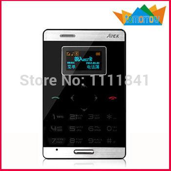 20pcs/Lots AIEK M3 Mini Phone Arabic Language Free Shipping by DHL(China (Mainland))