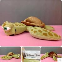 32CM=12.6inch Original Finding Nemo Plush toy Green Sea Turtle Crush stuffed animal doll Children gift