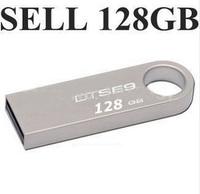 100% Genuine pen drive MINI usb flash drive 128GB 64GB 32GB metal USB 2.0 Flash Memory Stick Drive pen drive 128gb Free Shipping