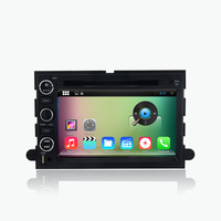 Pure Android 4.4 Car DVD Player For Ford Mustang/Expedition EL/Explorer/Fusion Sedan with Capacitive Screen