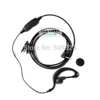 2015 Hotselling wireless handheld walkie talkie earphone for yeasu VX-3R VX-6R VX-7R (Mini order 10USD)