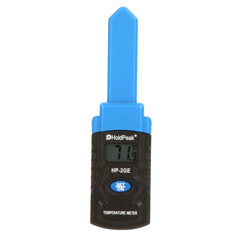 HoldPeak HP-2GE Mini Digital Thermometer Temperature Meter Gauge Tester for Food Temperature Test(China (Mainland))