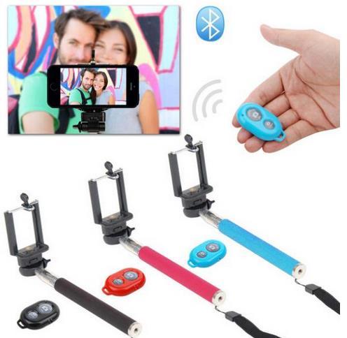 Дистанционный спуск затвора для фотокамеры Other Self + + Bluetooth iPhone Samsung gopro гаджет дистанционныйспускзатвора fototo для iphone