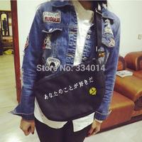 Harajuku messenger bag for women crossbody waterproof nylon single shoulder bag hobos retro women handbag desigual bag 2015 1405