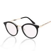 Glasses for Women Big box round frame Unisex Clear Lens Wayfarer Nerd Glasses Wholesale Free Shipping vintage JHS001