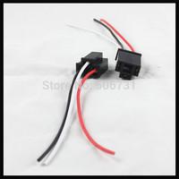 H4 bulb socket for H4 9003 HB3 LED Car headlight socket holders plastic plug  H4 lamps Holder 3 Pin Plug H4 Socket