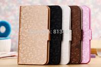 Fashion Doogee Collo DG100 Case, 360 Rotation Flip Leather Phone Cases for Doogee Collo DG100