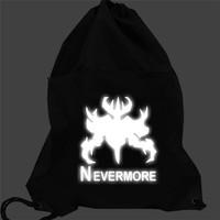 DOTA 2 SF Logo backpacks Dota2 Nevermore Reflective Waterproof fashion package free shipping