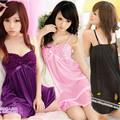 sexy sleepwear women's nightgown lace decoration temptation usuginu transparent nightgown sleepwear