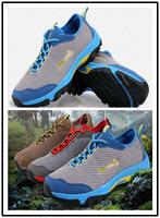 The new Original Casual Net low-cut hiking shoes outdoor climbing shoes men 's shoes outdoors men's V bottom skid