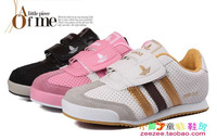 Children's shoes in the spring and Autumn New Korean boy girl leisure trainers kids shoes free shipping