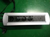 4*German power + 2*USB +HDMI