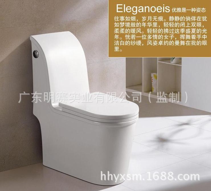 Guangdong sanitary toilet personal toilet wholesale and retail premium seat toilet(China (Mainland))