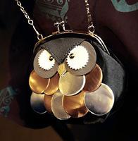 The owl Bag Mini single shoulder bag fashion handbags summer chain bag AD2243